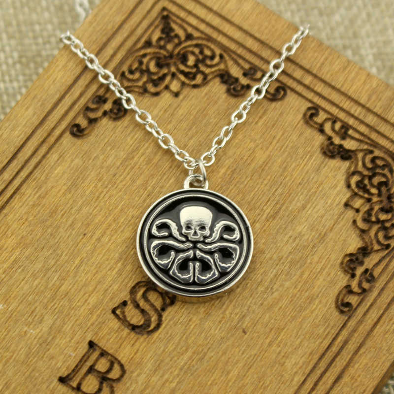 hydra necklace for men