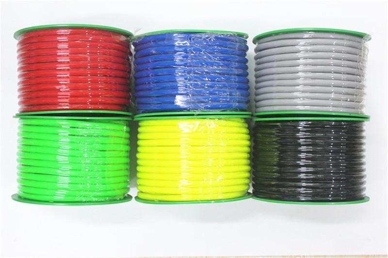 20M žuta zelena crvena plava ulje za gorivo cijevi za gorivo za - Pribor i dijelovi za motocikle