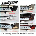 running board side step nerf bar for Volvo XC60 2014 2015 2016 2017,more than six colors for ur choice, 5years+ old seller