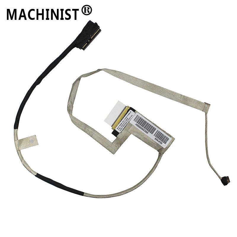 MACHINIST Video screen Flex For Toshiba C850 C850-11V C850-119 laptop LCD LED LVDS Display Ribbon cable 1422-017J000 image