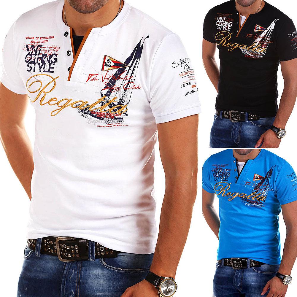 ZOGAA brand new long sleeve   polo   shirts men Casual fashion print Henry collar   polo   shirts 4 color Size plus S-4XL   polo   shirt