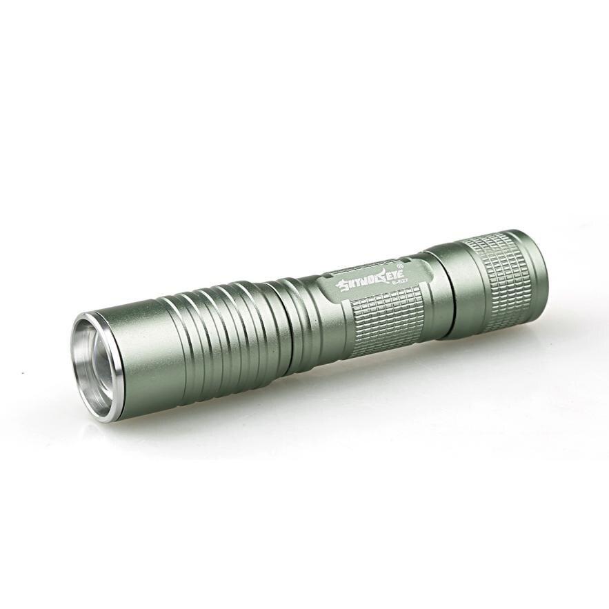 2017 BIKE LIGHT Focus 4000 Lumens 3 Modes XML T6 LED 14500/AA Flashlight Torch Lamp SEPTEMBER30
