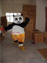 New Kung fu panda Adult suit mascot costume Fancy dress