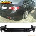 For 09-14 Acura TSX Sedan JDM Rear Bumper Lip Spoiler PU Poly Urethane