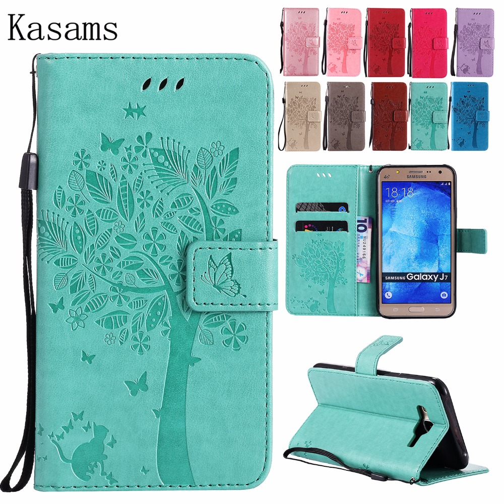 3d Tree Coque For Samsung Galaxy J7 Neo J701m 55 Nxt J701f Core Goospery Fancy Diary Case Duos J700 Leather Flip Cover Wallet Stand Phone Shell In Cases From