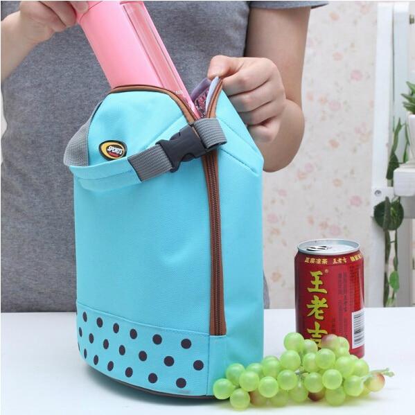 do refrigerador do almoço bolsa Utilização : Alimentos
