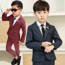 2019 winter Small children clothing childrens suit boy  Fashion kids clothe boys causal clothes ALI 301