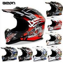 2016 Новый Нидерланды BEON профессиональный внедорожных мотоциклов шлемы мотокросс гонки на мотоциклах шлем MX16 размер Ml XL