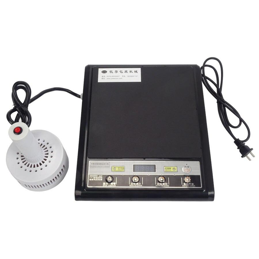 ФОТО 1PCS  Induction Aluminum Foil Sealing Equipment Hand Held Induction Sealer 20-100mm