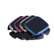 цена на Car Steering Wheel Car Holder Universal Magnetic Car Phone Holder Mount Stand Support GPS Display Dashboard Mount Absorption