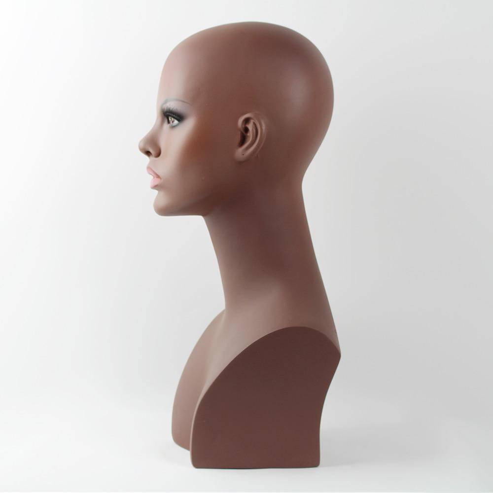 Склопластикова жіноча чорна манекена - Мистецтво, ремесла та шиття - фото 6