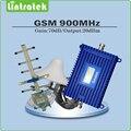 Gsm репитер 900 мГц усилитель сигнала repetidor celular де sinal 2 г 900 gsm усилитель сигнала с антенны Яги и потолочная Антенна
