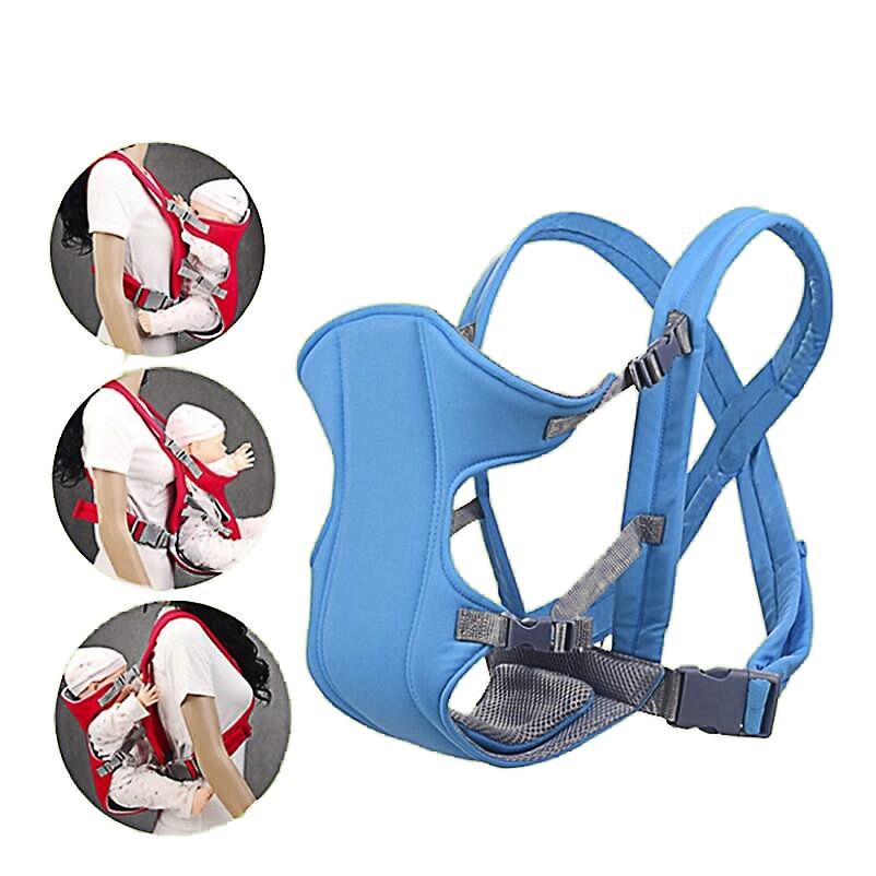 1 Pcs Baby Carrier Ergonomic Kids Sling Backpack Pouch Wrap Front Facing Multifunctional Infant Kangaroo Bag