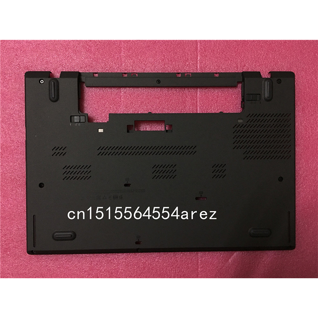Nowy oryginalny laptop lenovo Thinkpad T460 LCD tylna pokrywa/LCD Bezel/podpórce pod nadgarstki/pokrywa dolna case 01AW306 01AW309 01AW302 01AW303 01AW317