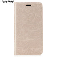 TobeThird Luxury Flip Leather Case For Asus Zenfone 4 Max Protective Stand Cover Case For Asus