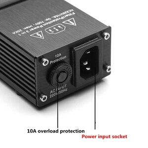 Image 3 - Purificador de alimentación de Audio, filtro de CA, toma de corriente universal, potente filtro, LED, alta calidad, nuevo patrón