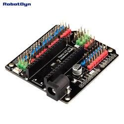 Nano расширения ввода/вывода щит, для Arduino Nano V3 расположения выводов. (В сборе)