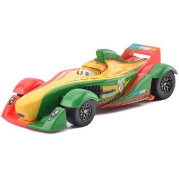 Disney Pixar Cars 2 No.10 Rip Clutchgoneski Metal Diecast Alloy Classic Toy Car Model For Children 1:55 Brand Toys New In Stock