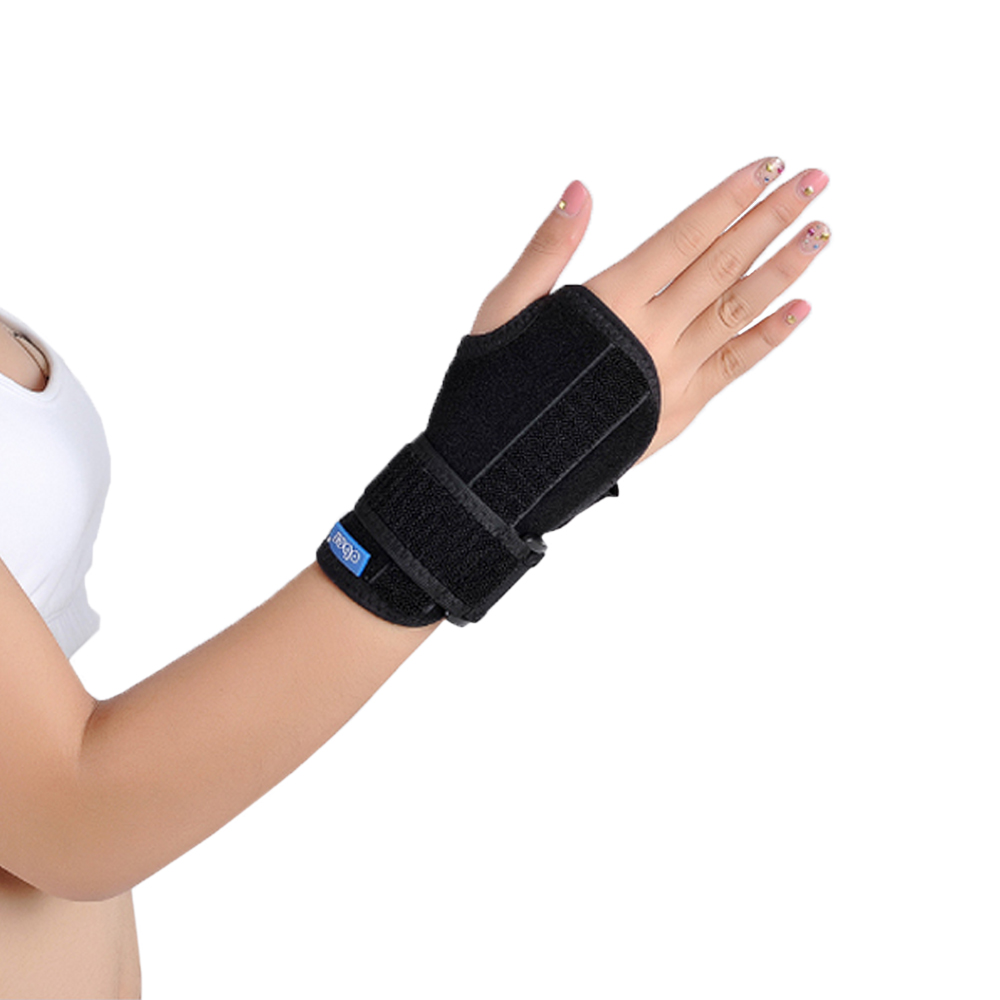 Medical Wrist Support Wrap Splint For Wrist Sprain Arthritis Scaphoid Fracture Carpal Tunnel Syndrome Tenosynovitis