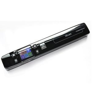 Image 3 - Iscan02 휴대용 핸드 헬드 디지털 무선 와이파이 1050DPI LCD 오피스 스캐너 문서 사진 JPG PDF 영수증 A4 미니 핸디 스캐너