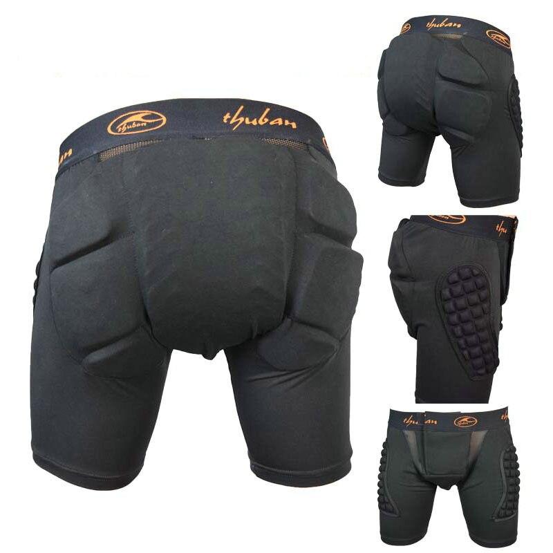 Livraison gratuite de nouvelles culottes de Ski professionnelles protègent les fesses pantalons de Ski adultes 80-100 cm Ski protéger les fesses