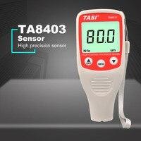 TA8511 Digital Mini Coating Thickness Gauge Car Paint Thickness Meter Paint Thickness tester LCD Thickness Gauge