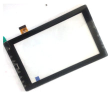 Free shipping 7 inch touch screen,100% New for Megafon Login 3T (Foxda) touch panel,Tablet PC touch panel digitizer