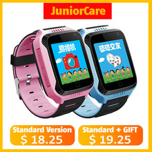 Q528 GPS Baby Watch With Camera Flashlight Smart Watch phone SOS Call Location Device Tracker for Kid Safe PK Q100 Q90 Q60 Q50 цена