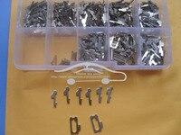 Top Quality Car Lock Reed HON66 Lock Plate HON66 4 Track Key Kit Auto Key Repair