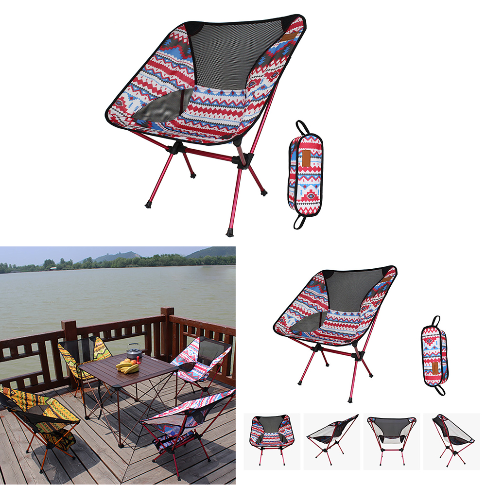 Portable Compact Lightweight Outdoor Chair With Bag Ultralight Folding Camp Chairs For Travel Beach Hiking Fishing BackpackingPortable Compact Lightweight Outdoor Chair With Bag Ultralight Folding Camp Chairs For Travel Beach Hiking Fishing Backpacking