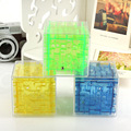 Exquisite color r cube 3 D  maze parent-child interactive educational toys for children