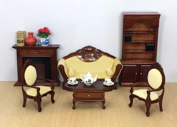 oz living furniture. 1:12 Dollhouse Furniture Living Room Set Mini Model Wizard Of Oz