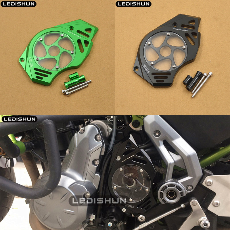 Motorcycle Engine Stator Cover Protector Guard Case For KAWASAKI Versys650 15-16