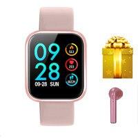 Fitness bracelet smartwatch women IP68 waterproof blood pressure bracelet intelligent for iphone huawei xiaomi sony samsung oppo