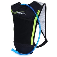 5L Bike Hydration Backpack with 2L Water Bag for Camping Cycling Hiking
