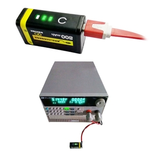 Image 5 - 2019 새로운 뜨거운 판매 9V 800mAh 마이크로 USB 충전식 Lipo 배터리 멀티 미터 마이크 원격 지능형 전자