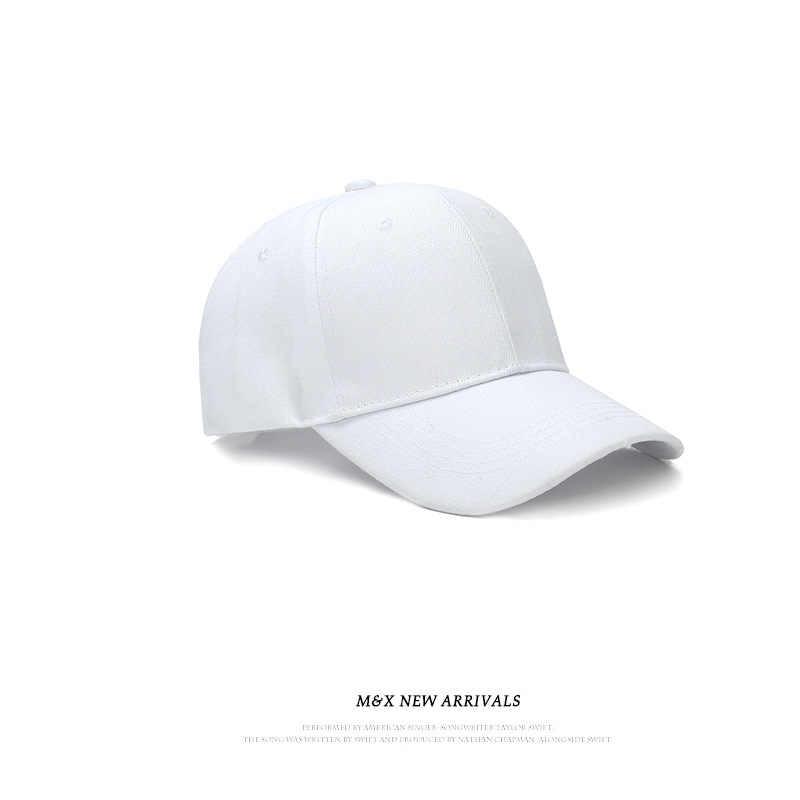 15 สี! ฤดูร้อนฤดูใบไม้ร่วงแฟชั่น Soild ผู้ชายผู้หญิงเบสบอลหมวกการยึดเกาะหมวก HipHop ปรับ Cool Casquette Gorras ปัจจุบัน