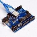 3 ШТ. UNO R3 MEGA328P ATMEGA16U2 + Usb-кабель для Arduino БЕСПЛАТНАЯ ДОСТАВКА