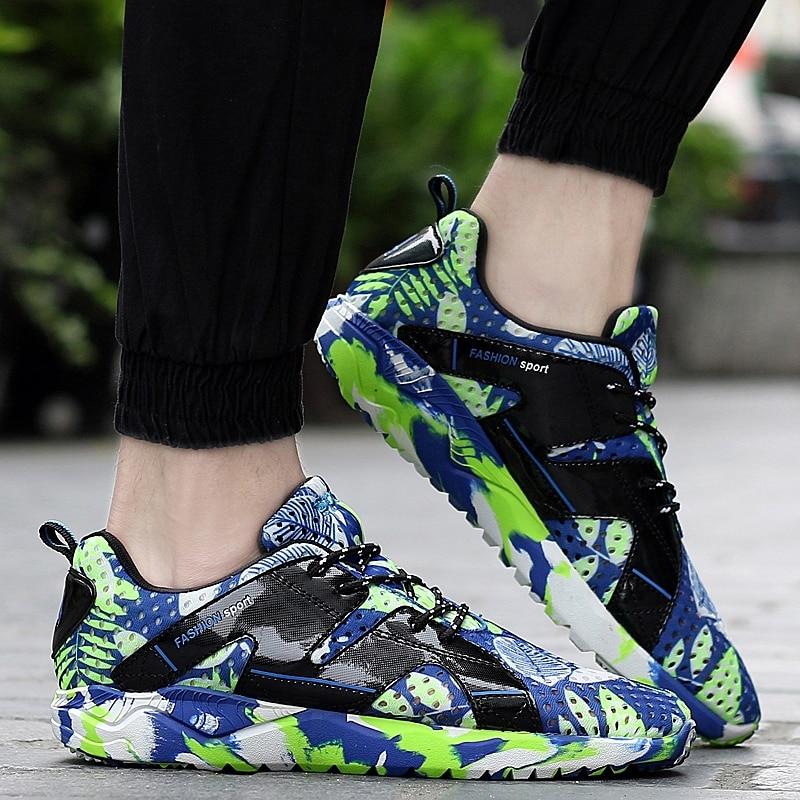 2017 Novi ljetni respektabilni muškarci Casual Shoes Haljina Mens - Muške cipele - Foto 5