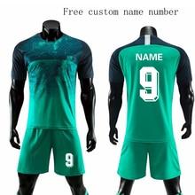 Survete, мужские футболки для футбола, мужские детские футболки для футбола, набор для мальчиков и женщин, Футбольная форма для тренировок, футбольные майки, наборы