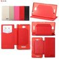 Folding capa para sony xperia c s39h c2305 negócios original do caso da aleta de alta qualidade de design de moda
