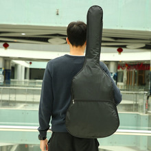 Guitar Storage Bag 41 Inch Waterproof 420D Nylon Acoustic Guitar Gig Bag Soft Case Cover with Adjustable Strap стоимость