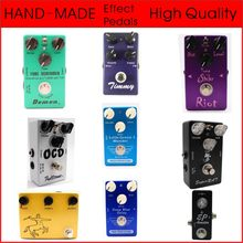 High Quality Clone Mad Professor Deep Blue Delay And Little Green Wonder Overdrive Guitar Effect Pedal And Booster(China)