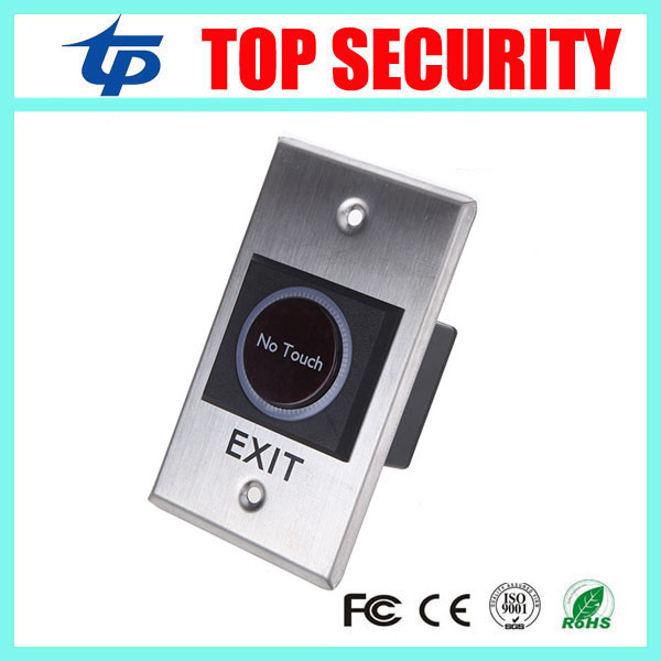 Good quality free shipping access control exit button release exit switch no touch infrared exit button K1/1 10pcs a lot free shipping j2 q24a a no new old components good quality igbt moodule can directly buy or contact the seller
