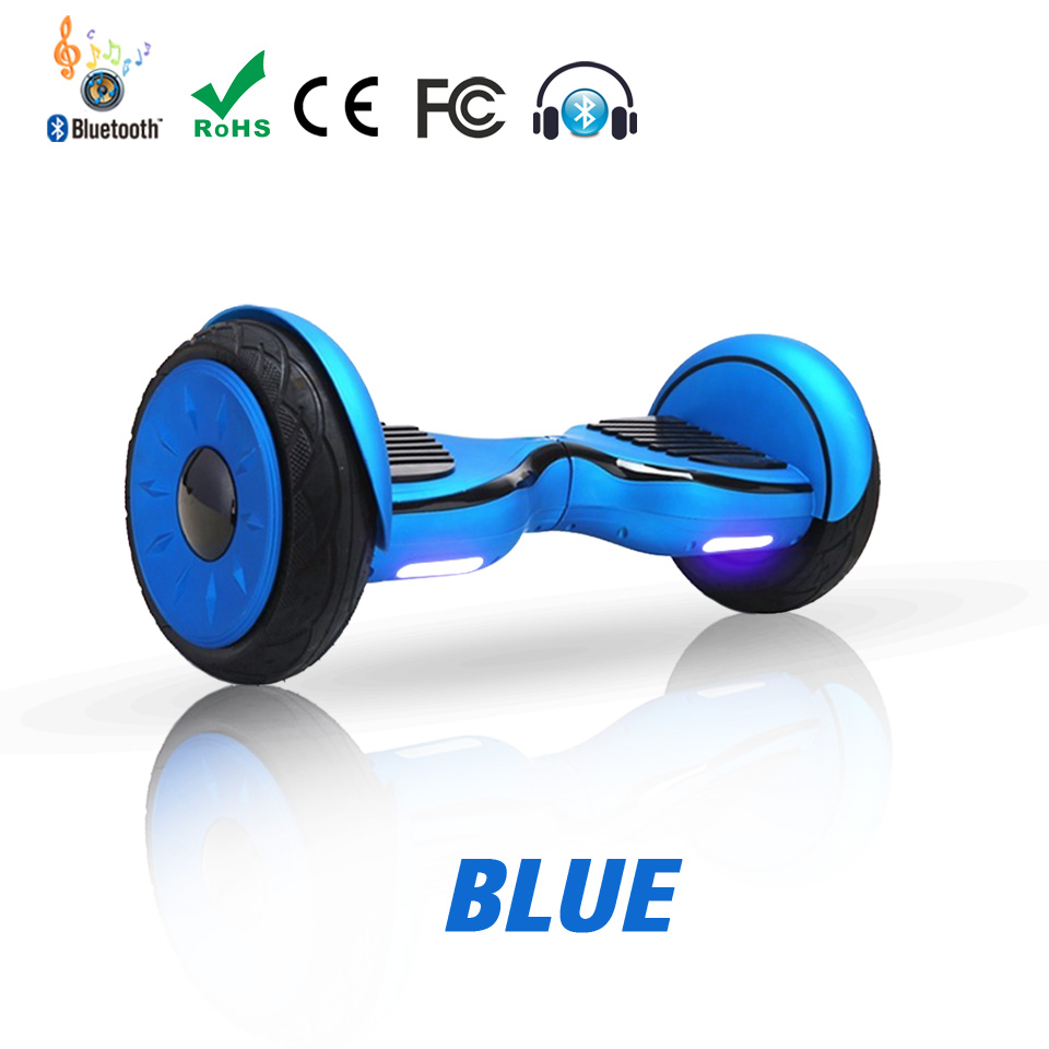 Hoverboard 10 дюймдік Pouce электрлік скутер - Велоспорт - фото 2
