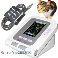CONTEC Vet Veterinary OLED digital Blood Pressure & Heart Beat Monitor NIBP CONTEC08A VET Free shipping