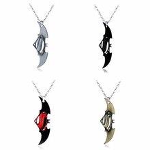 DC Superhero Marvel fashion Jewelry Collection Superman Batman Metal Pendant Necklace