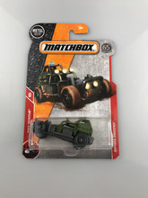 New 2018 Matchbox City Hero Traffic Series 1:64 Sahara Sweeper Metal Diecast Cars Kids Toys Vehicle for Children Models(China)