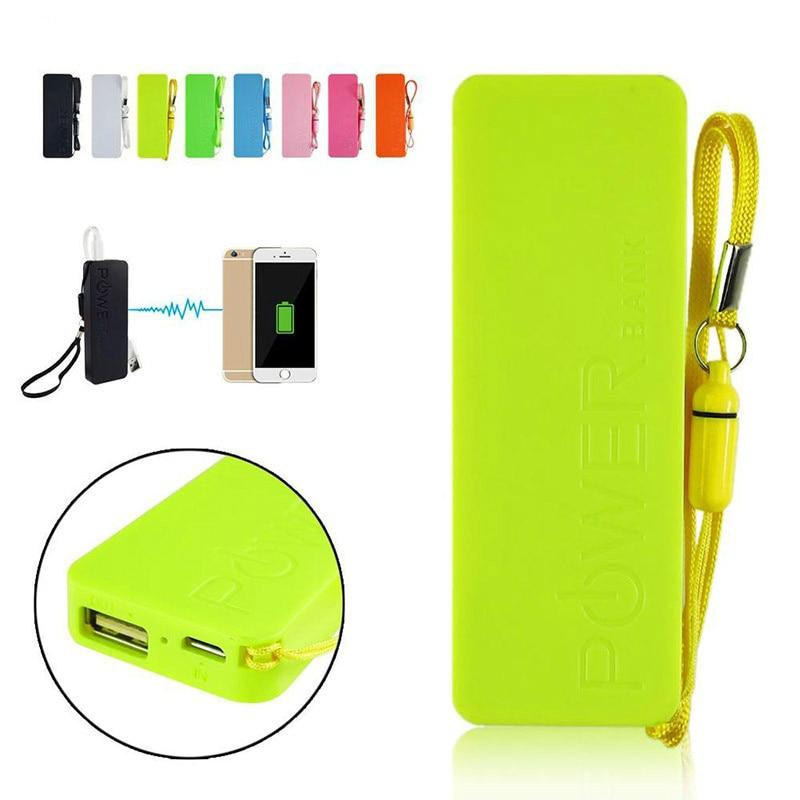 2018 Hot Sale Perfume Power Bank 8000Mah Portable Powerbank External Battery Portatil 18650 Mobile Charger for Mobile Phone