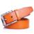 HIMUNU Hombres de Lujo de la Correa de Cuero Genuino Cinturón de Diseñador Para Los Hombres de Alta Calidad de Metal Hebilla de Cinturón de Los Pantalones Vaqueros los hombres del Cowskin Cinturones Casuales